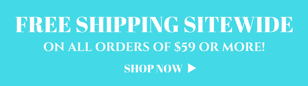 Free Shipping Sitewide on purchases over $59 | Bravahomedecor.com